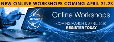 Half-Day Online Workshops